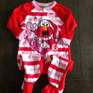 Other - Elmo pjs